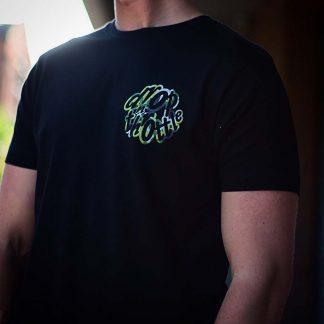 Drop N Throttle T-Shirt with camo logo