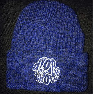 Royal Blue Beanie Hat