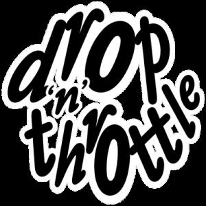 Drop N Throttle logo